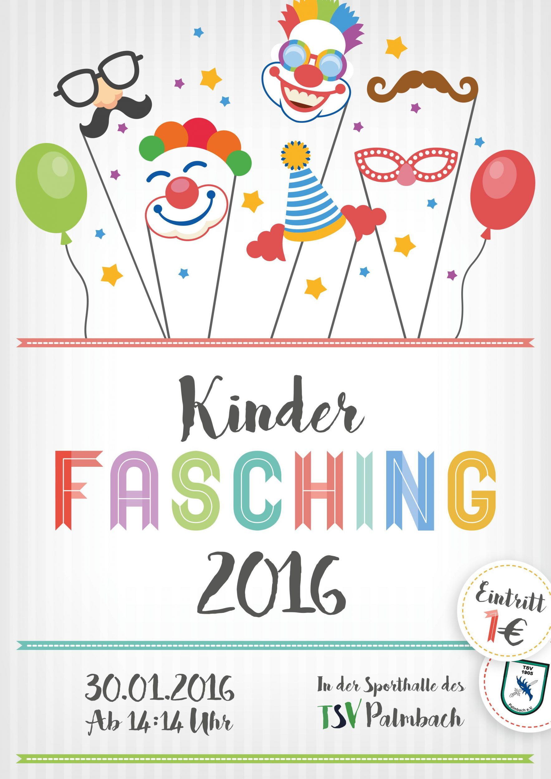 Tsv Kinder Fasching Turn Und Sportverein Palmbach 1905 E V
